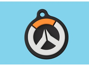 Overwatch Keychain/ Token