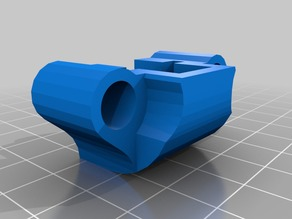 Anet A8 Frame Brace Y-Belt Tentioner w/ 8mm Hole