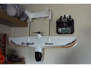 Chunky FlySky wall mount transmitter