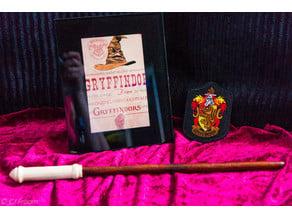 Hermione Granger Wand End Cap