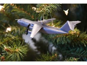 A400M Model/Christmas decoration