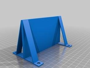 Double Sided Pushpin Shelf