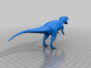 Torvosaurus Sculpture
