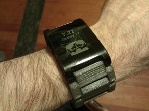 Snap Link Watchband for Pebble