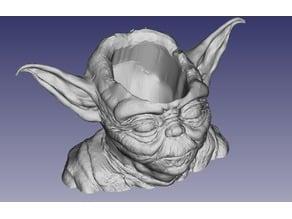 Yoda Vase updated