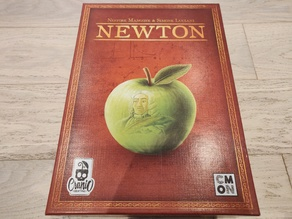 Newton + Great Discoveries - Boardgame Insert
