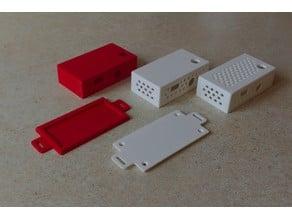 Parametric box for PCB