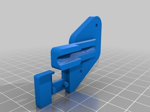 Mount for chinese usb breakout board.