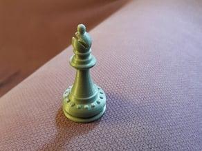 Chess - Pièces - Fou - Bishop