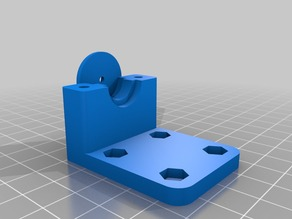 Prusa Bowden China Honend Holder
