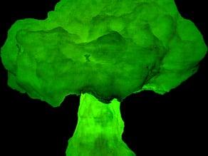 Radioactive Cauliflower
