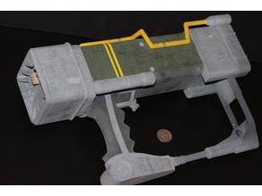 Fallout 3 High Detail Laser Pistol