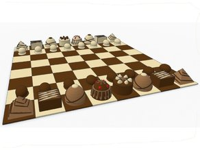 Choco #Chess