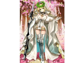 Aestus Estus - Bride Nero Fate/Grand Order
