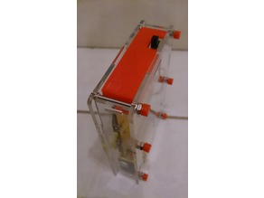 LCR-T4-H Acrylic case top panel