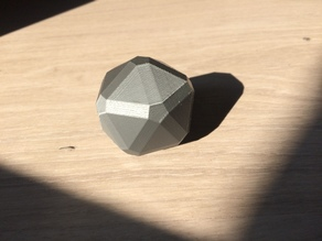 Chamfered Icosahedron