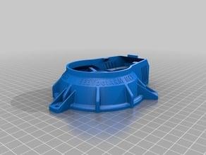 EEZYbotArm MK3_Base for 608 bearings