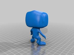Blank Funko POP figurine