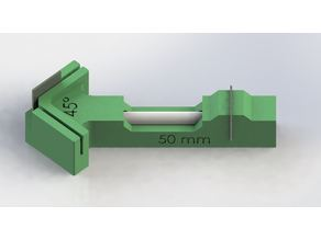 PTFE Cutting Jig 45° / 60°