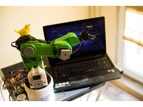 Bastion Inspired Robotic Arm