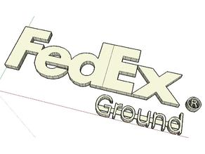 FedEx Logo (created for a friend mrtai308)