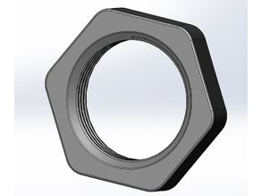 M30X1.5 TLM SPOOL NUT