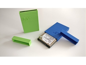 """2,5"""" HDD strorage/protection Box"""