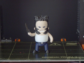 Mini Wolverine (multi-material remix)