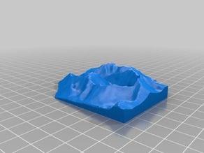 3DBL1 Landform parts 11