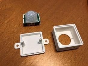 Pir sensor box