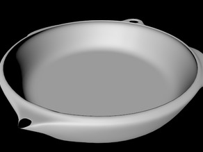 Oil Drain Pan (High Poly)