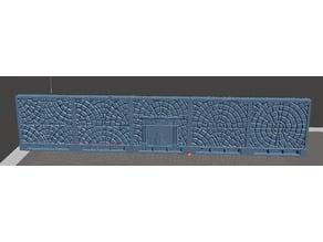 OpenLOCK Triplex Cobblestone and Brick Walls