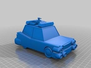 Ecto-1 Toy