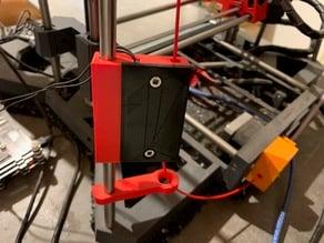 boitier capteur fin filament pour axe 8mm
