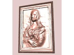 Monalisa Relief