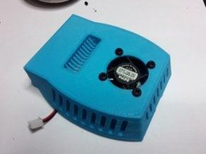 MY FAV PI case 30mm fan