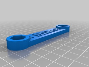 light weight box wrench for climbers