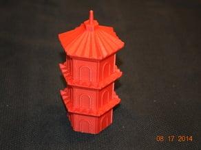 Simple Pagoda
