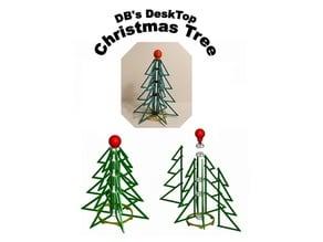 DB's Desktop Christmas Tree