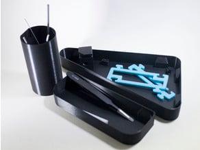 Tronxy X3 Tool Trays