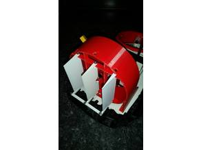 Brushless R/C Racing Hovercraft