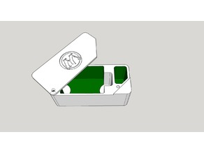 MTG Deck Box (V6)