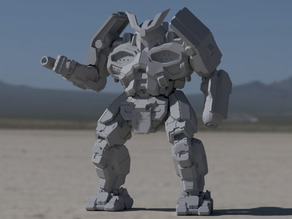 HTM-27T Hatamoto-Chi for Battletech