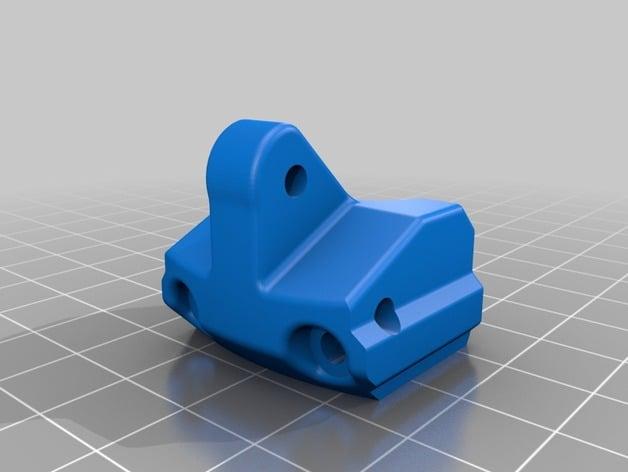 8Pcs Press Nuts Heating Bed Adjustment Screw M3 For 3D Printer Reprap Prusa