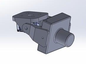 1 axis tilt fpv camera mount