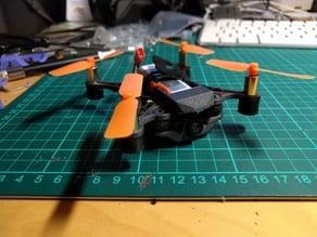 FireFlo with VTX tray, battery fairing
