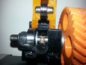 Heavy Duty Herringbone Gears for M8  or 9/16 (14mm) Bolts