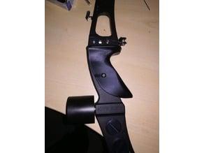 Gillo Clone Recurve Riser Grip/Handle