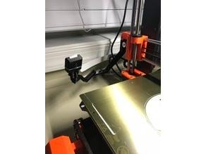 Camera mount extender for Prusa MK3