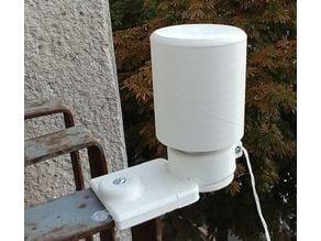 Netatmo external unit mount